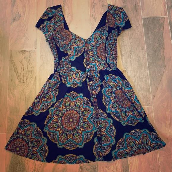 Band of Gypsies dress/tunic